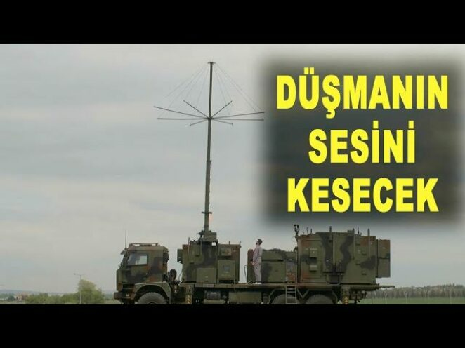 ASELSAN SANCAK düşmanın sesini kesecek – New electronic warfare system from ASELSAN – Savunma Sanayi
