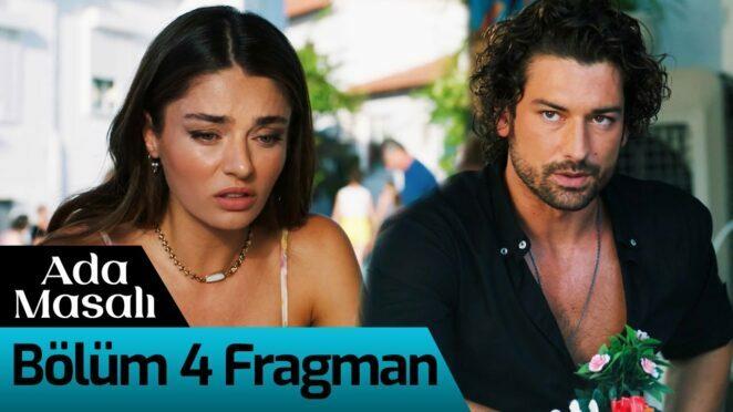 Ada Masalı 4. Bölüm Fragman