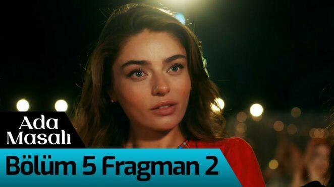 Ada Masalı 5. Bölüm 2. Fragman