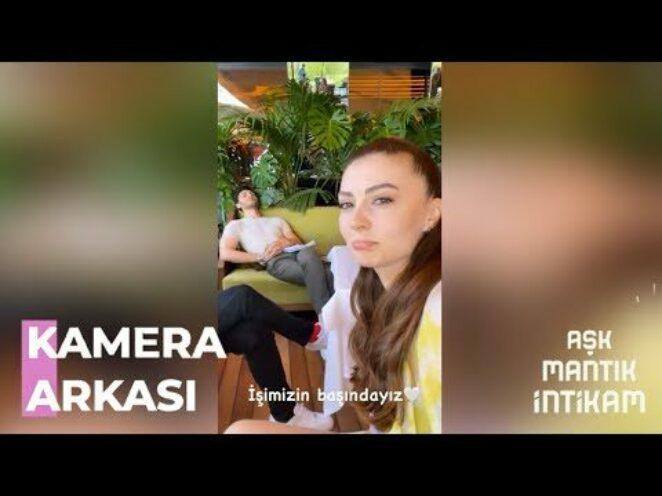 Aşk Mantık İntikam 4. Bölüm Kamera Arkası