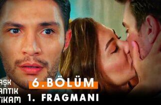 Aşk Mantık İntikam 6. Bölüm Fragman   Esra Çınar ile Öpüşürken Yakalandı !