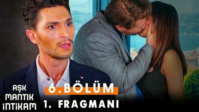 Aşk Mantık İntikam 6. Bölüm Fragman | Siz Ne Yaptığınızı Sanıyorsunuz !