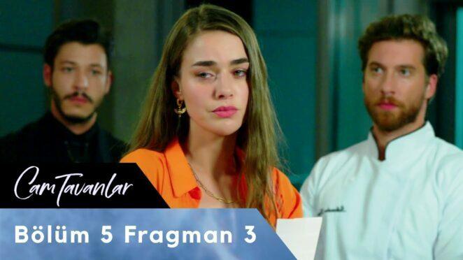 Cam Tavanlar 5. Bölüm 3. Fragman