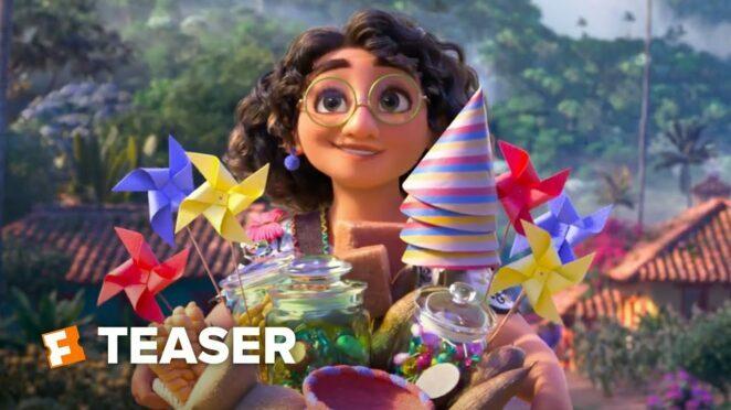 Encanto Teaser Trailer (2021) | Movieclips Trailers