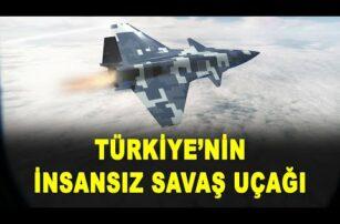İnsansız Savaş Uçağı MİUS ortaya çıktı – Unmanned Fighter Aircraft MIUS – Savunma Sanayi – Baykar