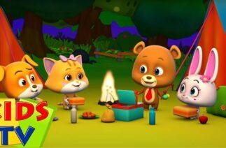 Korkunç Orman | Animasyon | Komik karikatürler | Kids TV Türkçe | Cocuklar için çizgi filmler