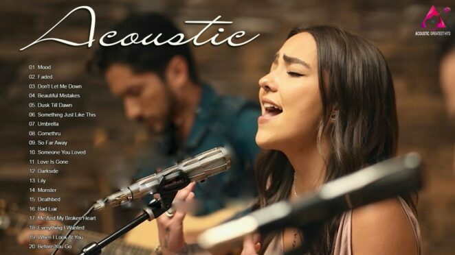 New English Acoustic Love Songs 2021 – TikTok Love Songs / Most Popular Acoustic Guitar Cover Songs