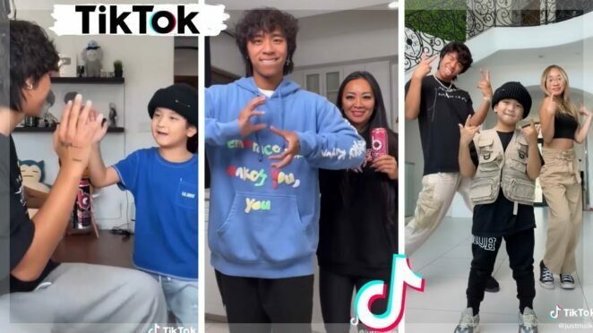 New Justmaiko TikTok Dance Compilation #Shorts