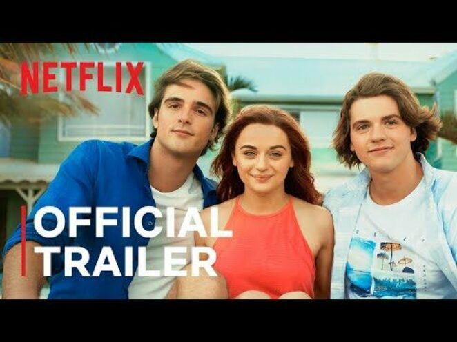 The Kissing Booth 3   Official Trailer   Netflix