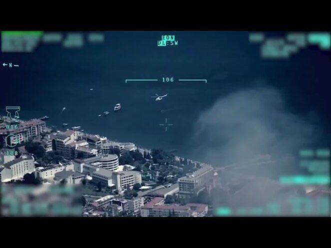 Türk Deniz Kuvvetleri, Marmaris'teki yangın için seferber oldu