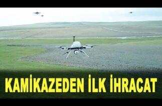 Türk kamikaze Kargu'dan ilk ihracat – Attack UAV Kargu exported for the first time – Savunma Sanayi