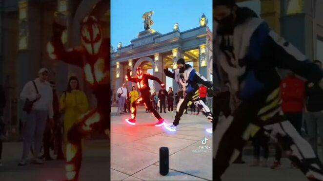 Tuzelity dance TikTok #short video TikTok | shuffle dance