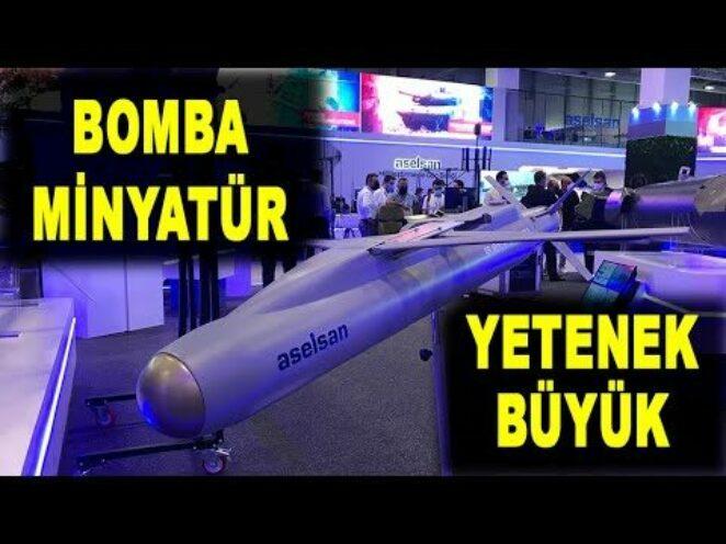 ASELSAN minyatür bombayı konuşturacak – IIR miniature bomb from ASELSAN – Savunma Sanayi – ASELS
