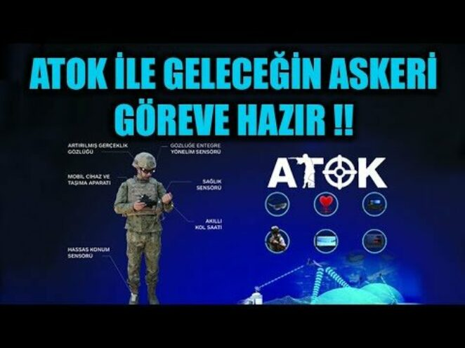 ATOK İLE GELECEĞİN ASKERİ GÖREVE HAZIR !!