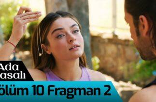 Ada Masalı 10. Bölüm 2. Fragman