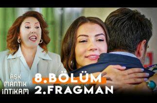 Aşk Mantık İntikam 8. Bölüm 2. Fragman   Zümrüt Ozan ve Esra'yı Sarılırken Yakaladı !