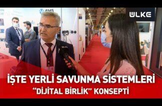 Türk mühendislik harikaları bu fuarda! I 15. Savunma Sanayi Fuarı