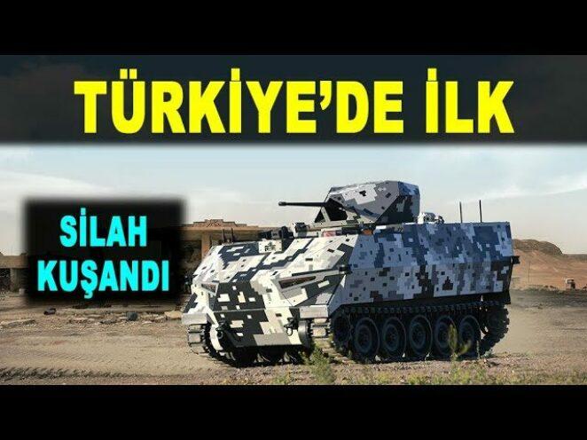 Türkiye'de ilk Gölge Süvari silah kuşandı – Unmanned ground vehicle Shadow Cavalry – Savunma Sanayi