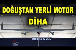 Bayraktar DİHA yerli motorla geliyor – Vertical take-off UAV DİHA – TEKNOFEST – VTOL Savunma Sanayi