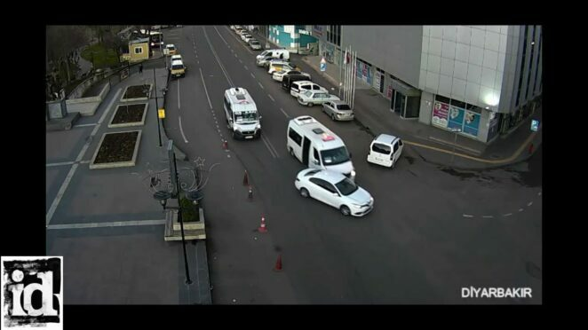 Diyarbakır Trafik Kazaları