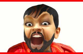 Hanzo – komik absürt hikayeler.Komik adam animasyon.eğlenceli parodi.recep ivedik komik hikayeler