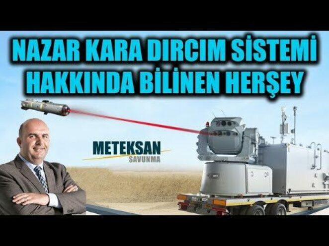 NAZAR KARA DIRCIM SİSTEMİ HAKKINDA BİLİNEN HERŞEY !!