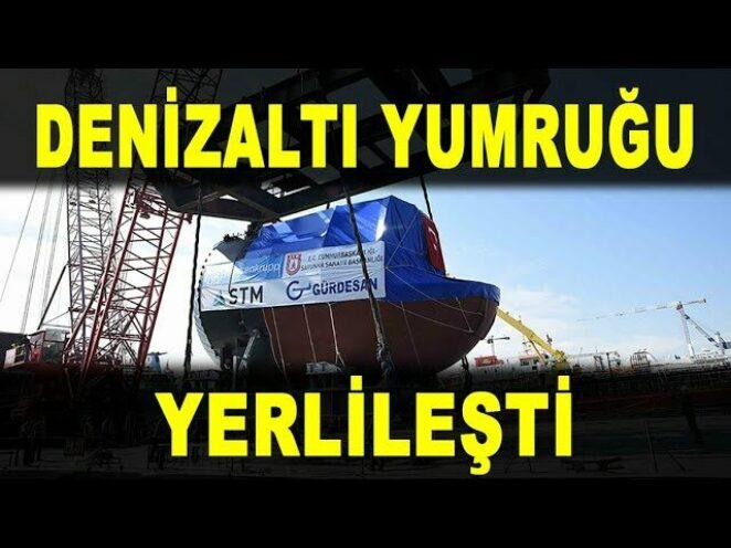 Reis'lerde kritik yerlileştirme: Silahlar ona emanet – Yeni Tip Denizaltı – Savunma Sanayi – STM