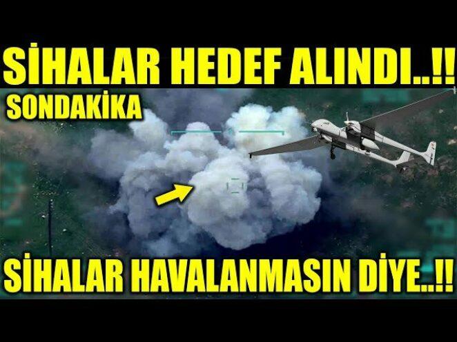 TÜRK SİHALARI HEDEF ALINDI..!! SİHALAR HAVALANMASIN DİYE BAKIN NE YAPTILAR..!!