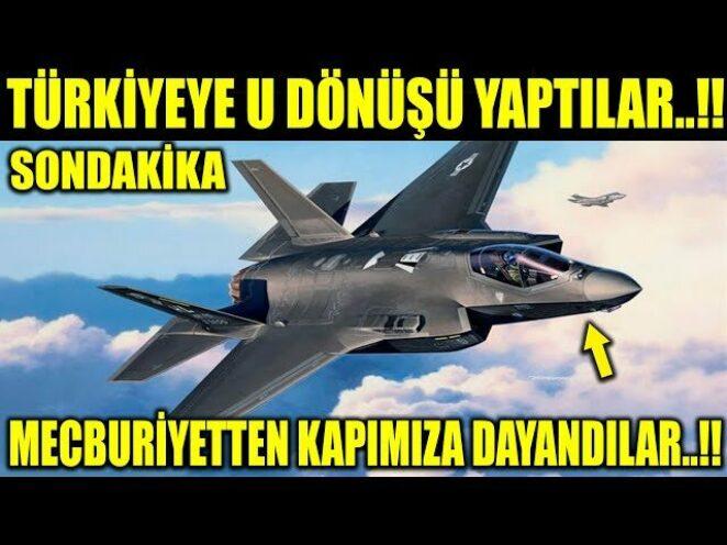 TÜRKİYE'YE U DÖNÜŞÜ YAPTILAR..!! YÜZ BULAMAYINCA KAPIMIZA DAYANDILAR..!!