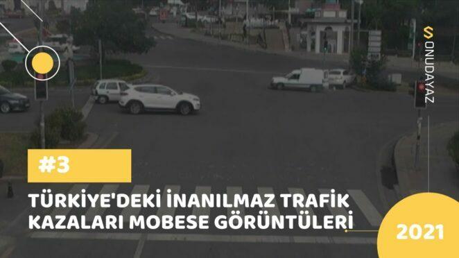 Türkiye'deki İnanılmaz Trafik Kazaları Mobese Kayıtları #3