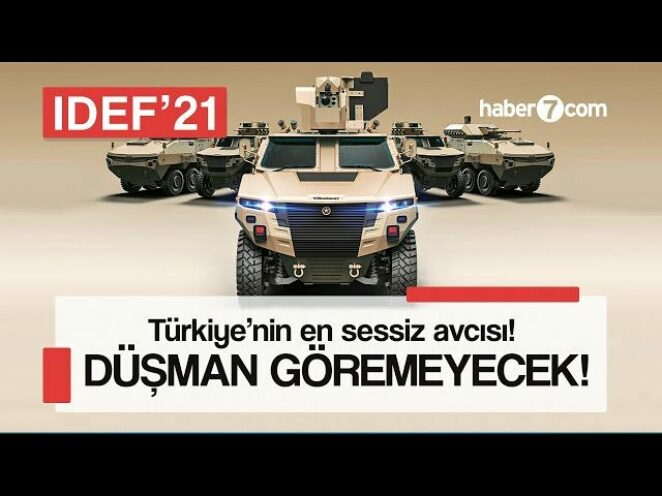 Türkiye'nin en sessiz avcısı! Düşman geldiğini bile göremeyecek | Yerli ve Milli Silahlar