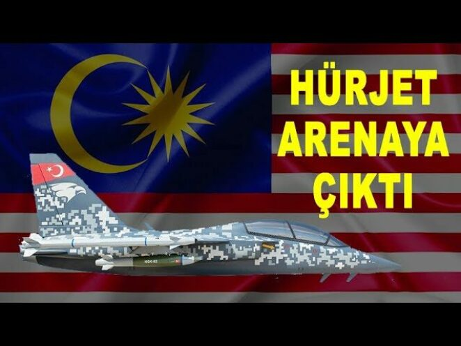 Hürjet Malezya ihalesinde göreve talip – Hürjet participated in the Malaysia tender – Savunma Sanayi