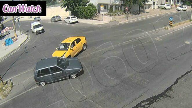 İlginç Trafik Kazaları