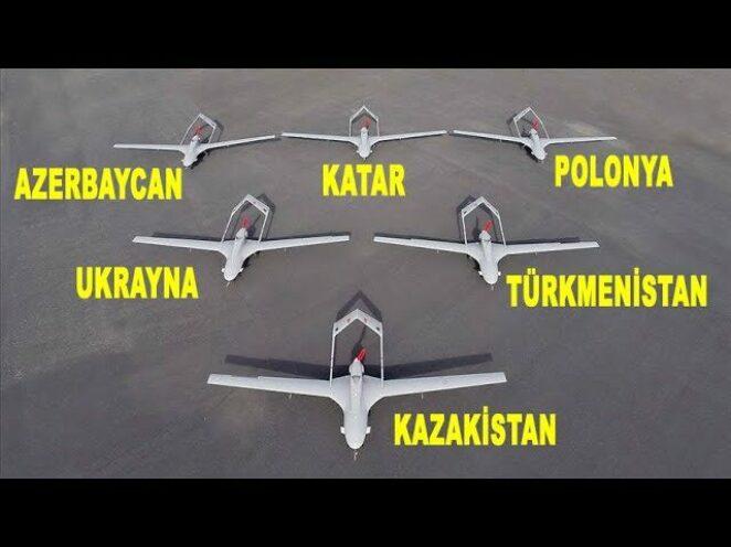 Kırgızistan Bayraktar TB2 aldı – Bayraktar TB2 UAV to Kyrgyzstan Savunma Sanayi – Selçuk Bayraktar