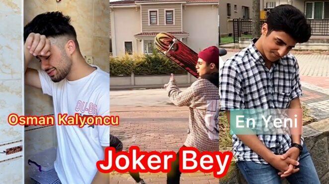Osman Kalyoncu & Joker Bey En Çok İzlenen Tiktok Videoları -2021