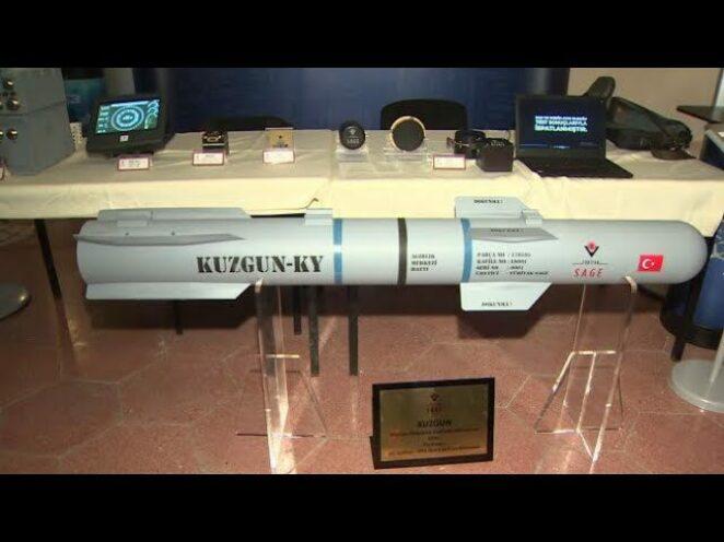 Türk savunma sanayii ürünleri, Nusret 2021 Davet Tatbikatı'nda