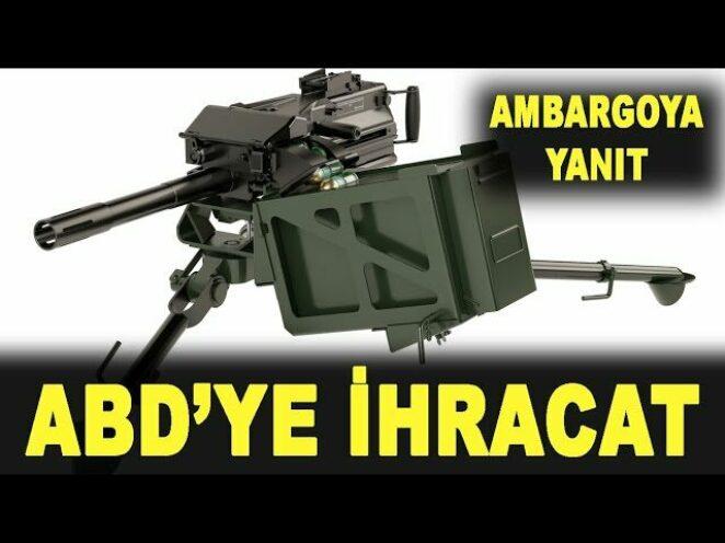 Türkiye namluyu ambargodan ihracata çevrildi – Savunma Sanayi – Bombaatar – Roket – REPKON